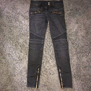 Balmain denim never worn, Italian size 36 (size 2)